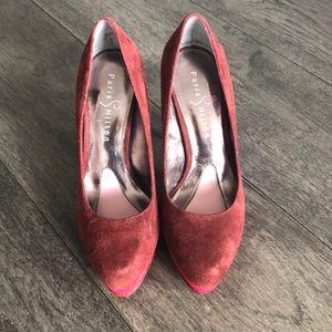 Paris Hilton Woman's high heels shoes